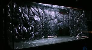 Задняя стенка аквариума