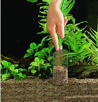 Сифонка грунта в аквариуме