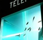 Рыбки в телефонной будке