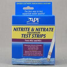 Тест нитрат нитрит